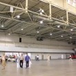 Spacious exhibition hall — Vidéo #17947303