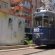 Stock Video: Tram in Antalya, Turkey