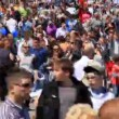 Crowd of — Stock Video #20289401