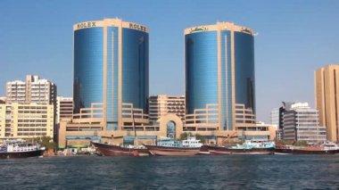 Dubai hotels. United arab emirates — Stock Video