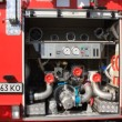 Stock Video: Fire-engine