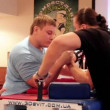 Arm-wrestling — Stock Video #20291645