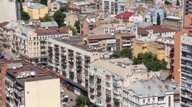 City centre — Stock Video