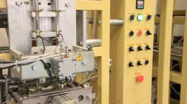 Manufacturing equipment — Stock Video