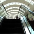 Escalator inside Dubai Mall United Arab Emirates — Video Stock #21493735