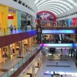 Stock Video: Dubai Mall from inside with buyers United Arab Emirates
