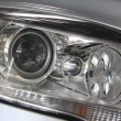 Stock Video: Stylish headlight