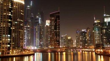 Ciudad de dubai — Vídeo de Stock