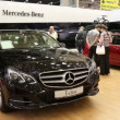 Mercedes-Benz E-class — Stock Video