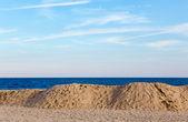 Strand, meer und himmel — Stockfoto