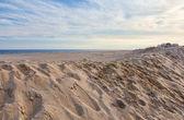 джерси берегу пляжа — Стоковое фото