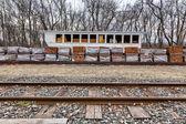 Old, Historic Train Station — Stock Photo