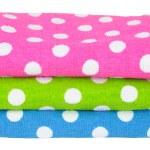 Towel stack — Stock Photo #16759411