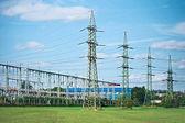 Centrale électrique — Photo