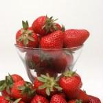 Fresh strawberries — Stock Photo #13985800