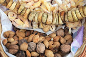 Dried figs — Photo