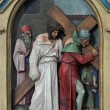 Stock Photo: 5th Stations of the Cross