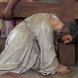 7th Stations of the Cross — Stock Photo