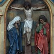 12th Stations of the Cross - Stock Photo