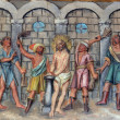 Flagellation of Christ - Stock Photo