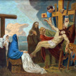 13th Station of the Cross - Lizenzfreies Foto