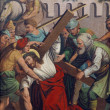 5th Stations of the Cross — Foto Stock