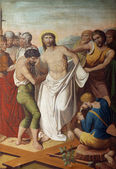 10th Stations of the Cross — Stock Photo
