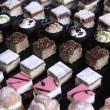 Wedding sweets — Stock Photo