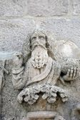 Socha boha stvořitele — Stock fotografie