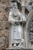 聖ヒエロニムスの像 — ストック写真