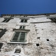 Ancient building in Sibenik, Croatia — Stock Photo