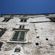 Ancient building in Sibenik, Croatia — Stockfoto