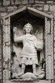 Michael patron saint of Sibenik — Stock Photo