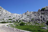 Chapel on mountain Velebit - Croatia — Stock Photo