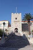 Korcula. Small island city near Dubrovnik in Croatia — Stock Photo