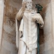 St. Blaise patron of Dubrovnik — Stock Photo #14209168
