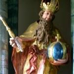Saint Stephen of Hungary — Stock Photo