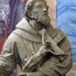 Saint Francis Xavier — Stock Photo
