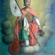 Stock Photo: Saint Florian