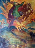 Saint Elijah — Stok fotoğraf