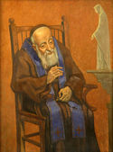 Saint Leopold Mandic — Stock Photo