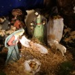 Nativity scene, Cana-Church of Miracle — Stock Photo #14241061