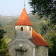 Stock Photo: Beautiful small rural church in Croatia