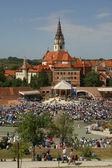 Marija bistrica, Croazia — Foto Stock