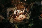 Nativity Scene — Stock Photo