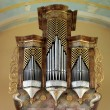 Beautiful pipe organ — Stock Photo #14250153