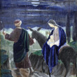 Stock Photo: Flight to Egypt