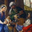 Nativity Scene, Adoration of the Magi — Stock Photo #14258357