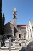 Church of Our Lady of the Angels in Orebic, Croatia — Stock Photo