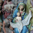 Nativity Scene, Adoration of the shepherds — Stock Photo #14261739